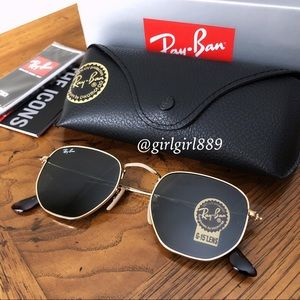 🌼NEW Ray-ban Hexagonal g15 RB3548